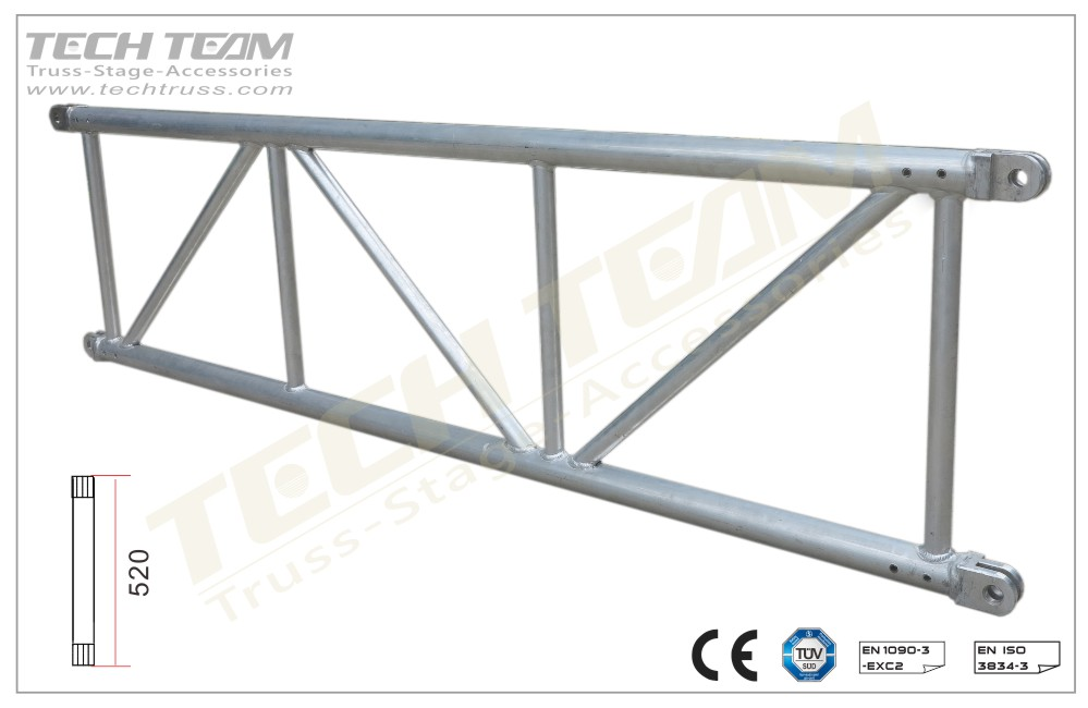 MD52-DS086;Straight truss;520 Flat