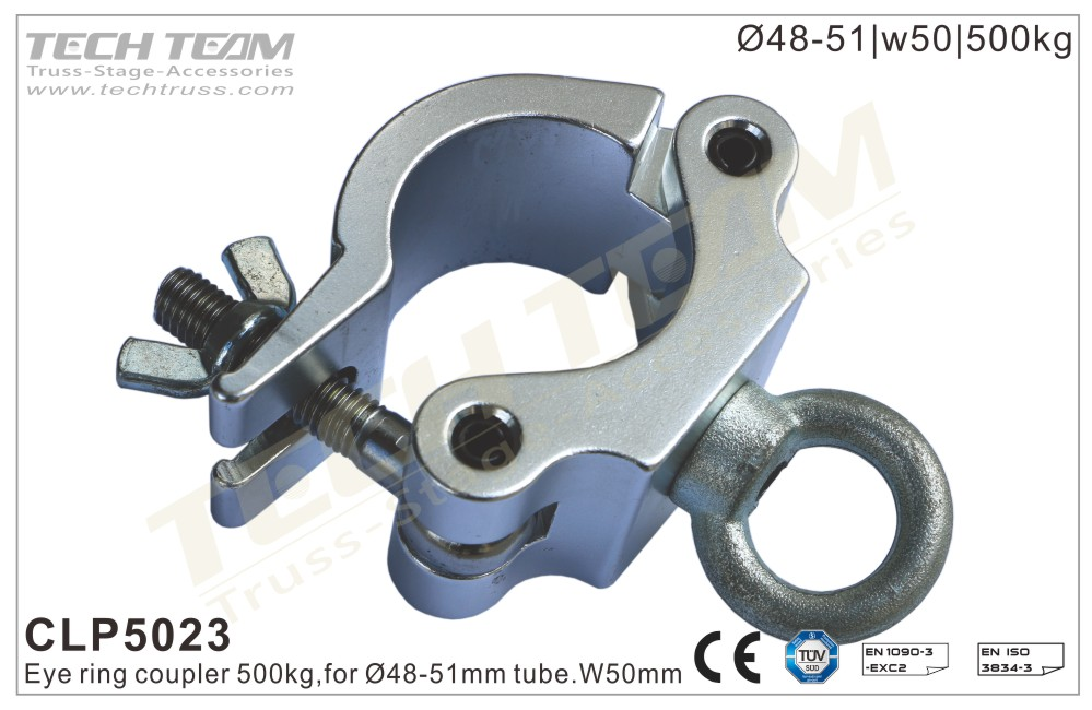 CLP5023N; Eey Ring  Coupler;For Ø48-51mm Tube