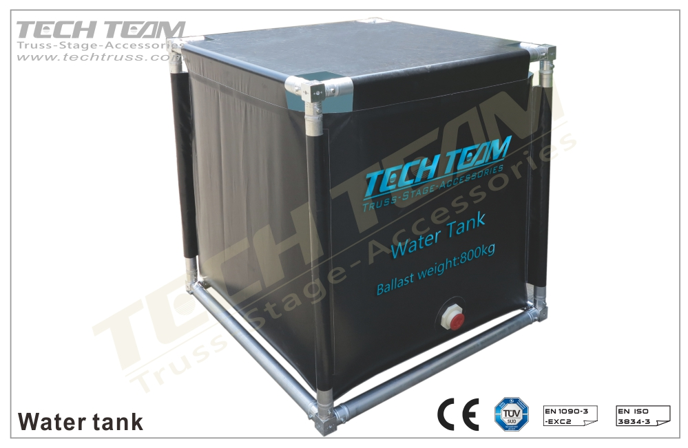 WT-1000 ;Water Tank (Easy to transport)