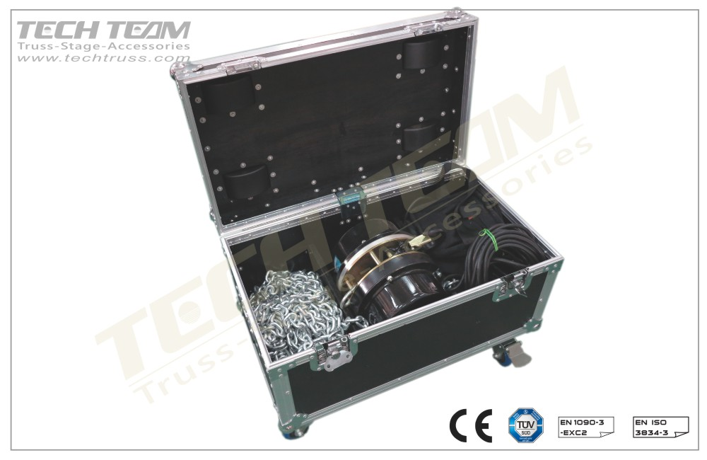 EH-FC1;Flight Case For Electric hoist 0.5-1 Ton
