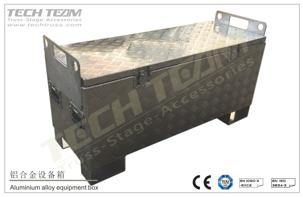 Aluminium alloy equipment box